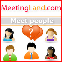 Meet people free online